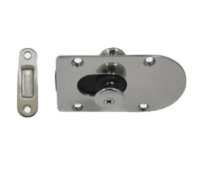 Magnetic Slide Privacy Latch Ss316