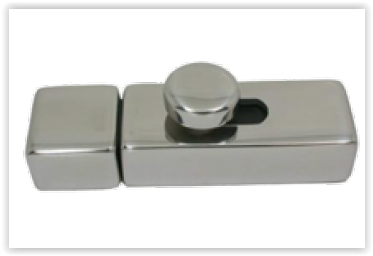 Transom latch - Spring bolt